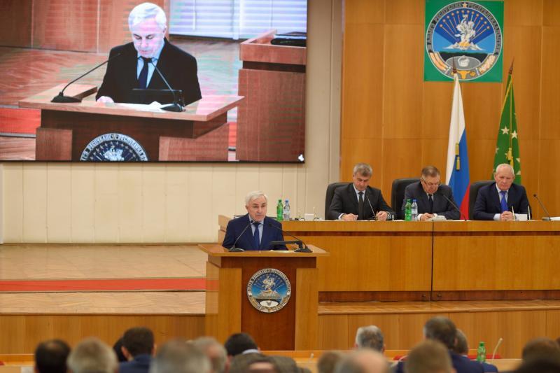 Парламент Адыгеи утвердил республиканский бюджет на 2020 год