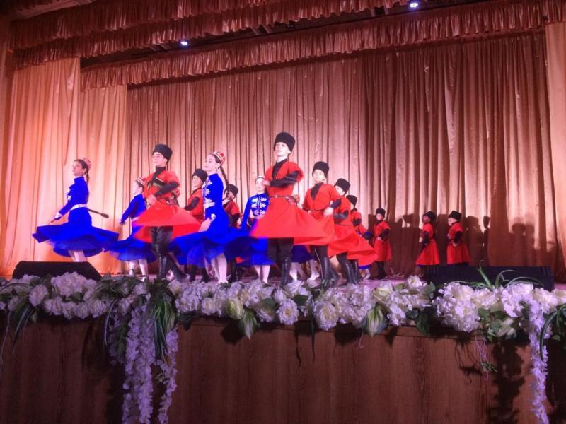 Центр народной культуры аула Афипсип назван лучшим ДК Адыгеи