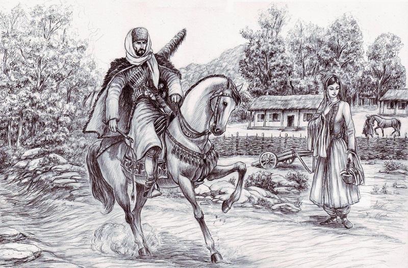 В Адыгее откроют выставку художника Айтека Дуга