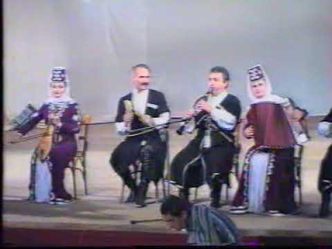Ансамбль Нальмэс 1998 Сирия г. Хомс - центр культуры