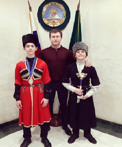Представитель Адыгеи завоевал Гран-При международного фестиваля «Морозные узоры» в Москве