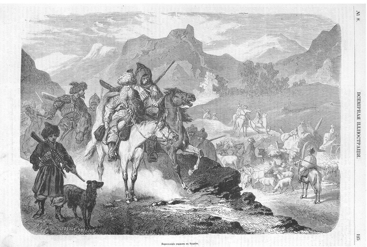 План Генерального штаба Отдельного Кавказского корпуса по колонизации Кавказа