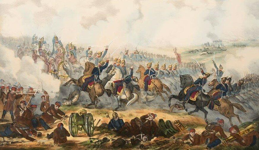 Лучший полк и лучшая шашка: нижегородские драгуны и их оружие