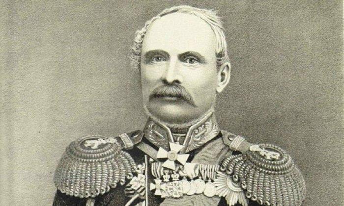Об окончательном проекте депортации черкесов в Османскую империю - «проект Евдокимова».