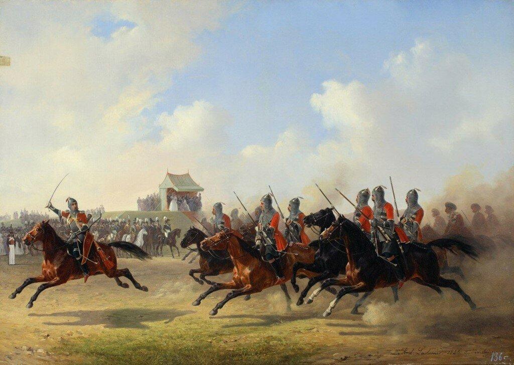 Депортация черкесов в Османскую империю