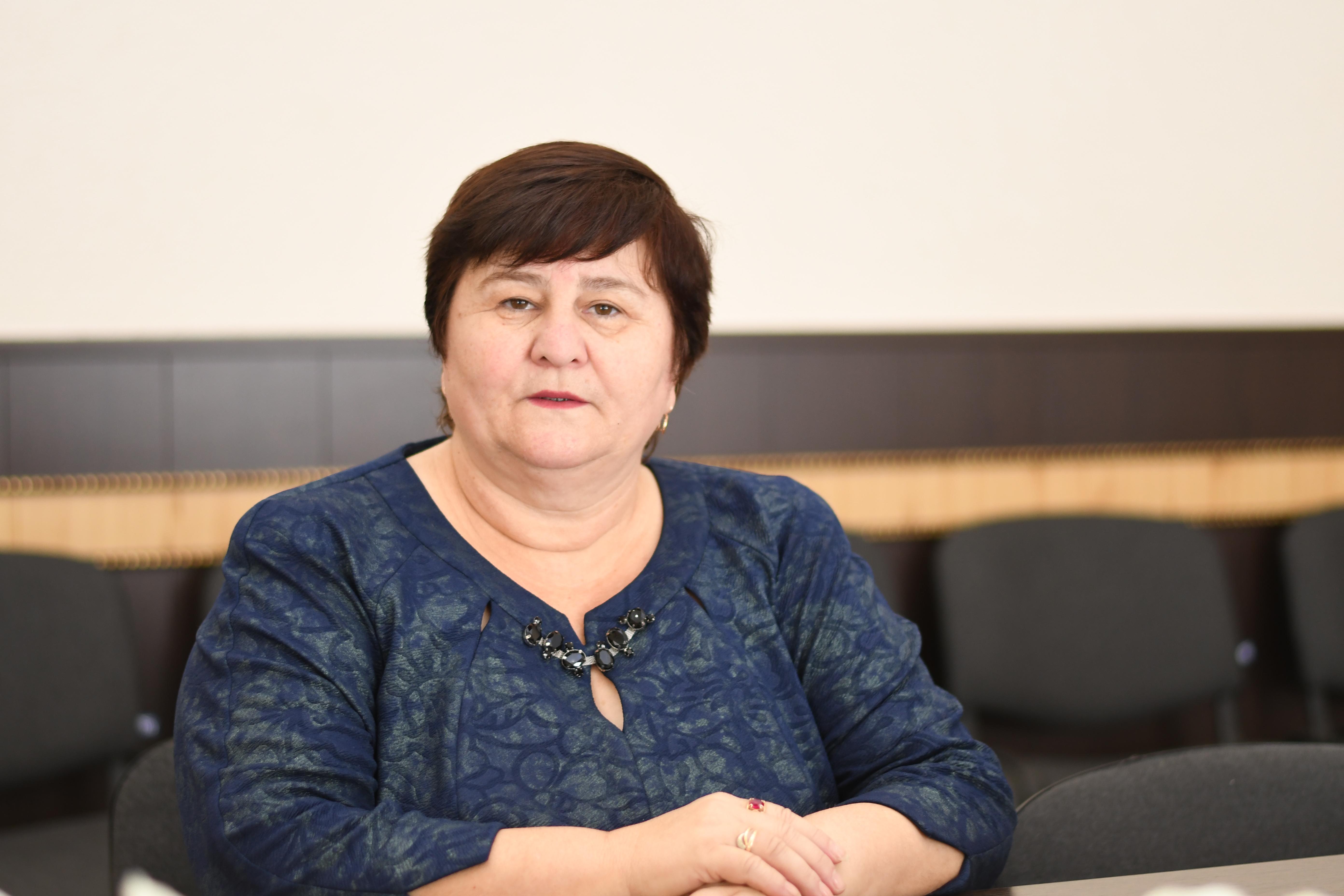 Тов Нурета Асланбиевна