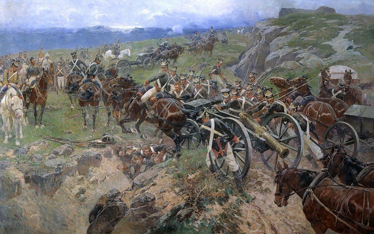 Что происходило с русской армией на войне против Турции