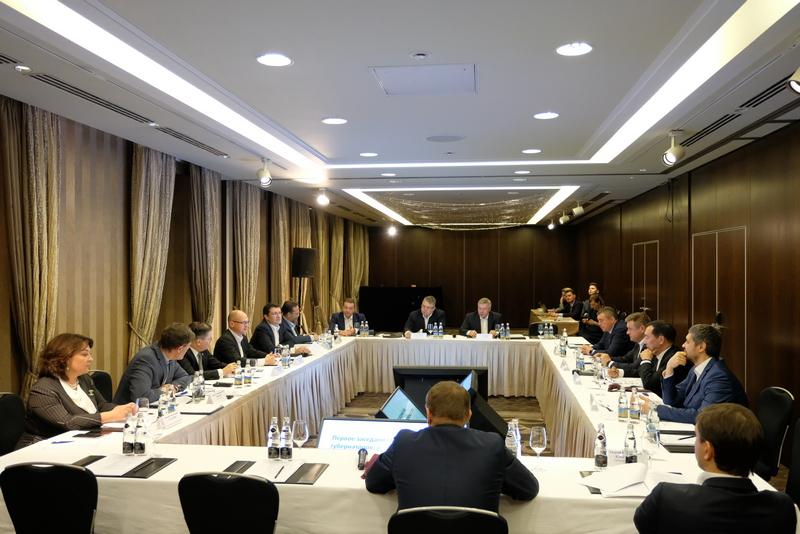 Глава Адыгеи принял участие в заседании Клуба губернаторов в рамках программы «Эффективный регион»