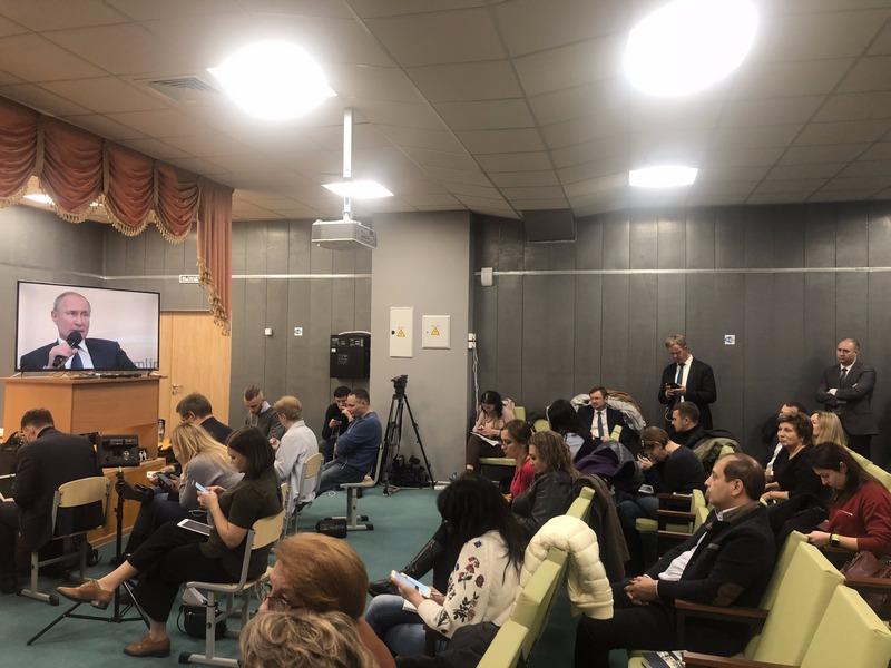 Президент РФ заявил, что рассмотрит вопрос распространения субсидий на модернизацию предприятий пищепрома