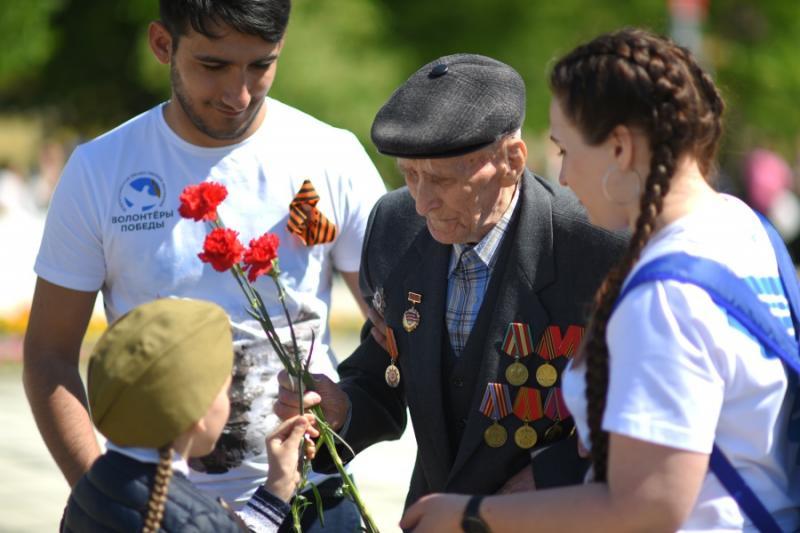 В Адыгее создадут волонтерский корпус для проведения мероприятий к 75-летию Победы
