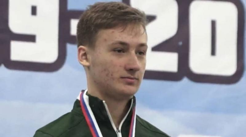 Тяжелоатлет из Адыгеи Артем Горлов поставил рекорд России в рывке среди юниоров