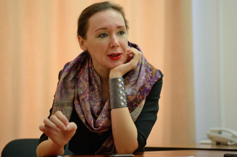 Юлия Вербицкая: «Любой зритель является искусствоведом»