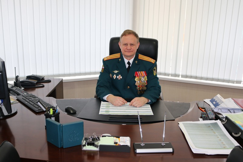 Помощь всегда рядом. Интервью «СА» с начальником ГУ МЧС России по Адыгее