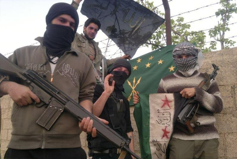 Почему черкесы воюют в Сирии
