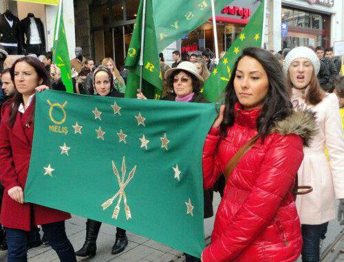 Проблема возращение сирийских черкесов на Родину