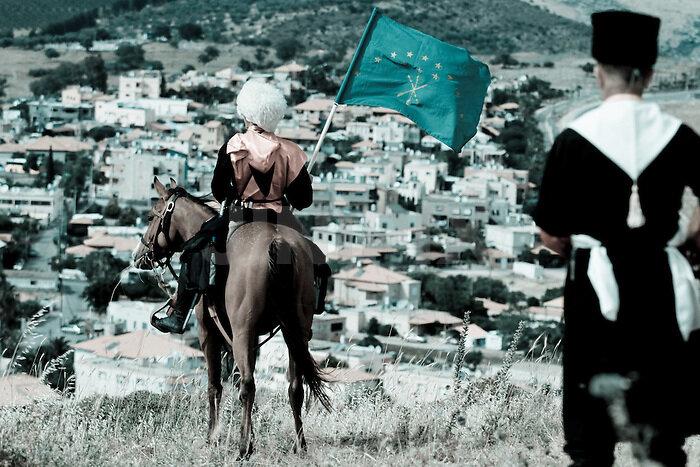 Какое отношение имеют черкесы Сирии к Северному Кавказу?