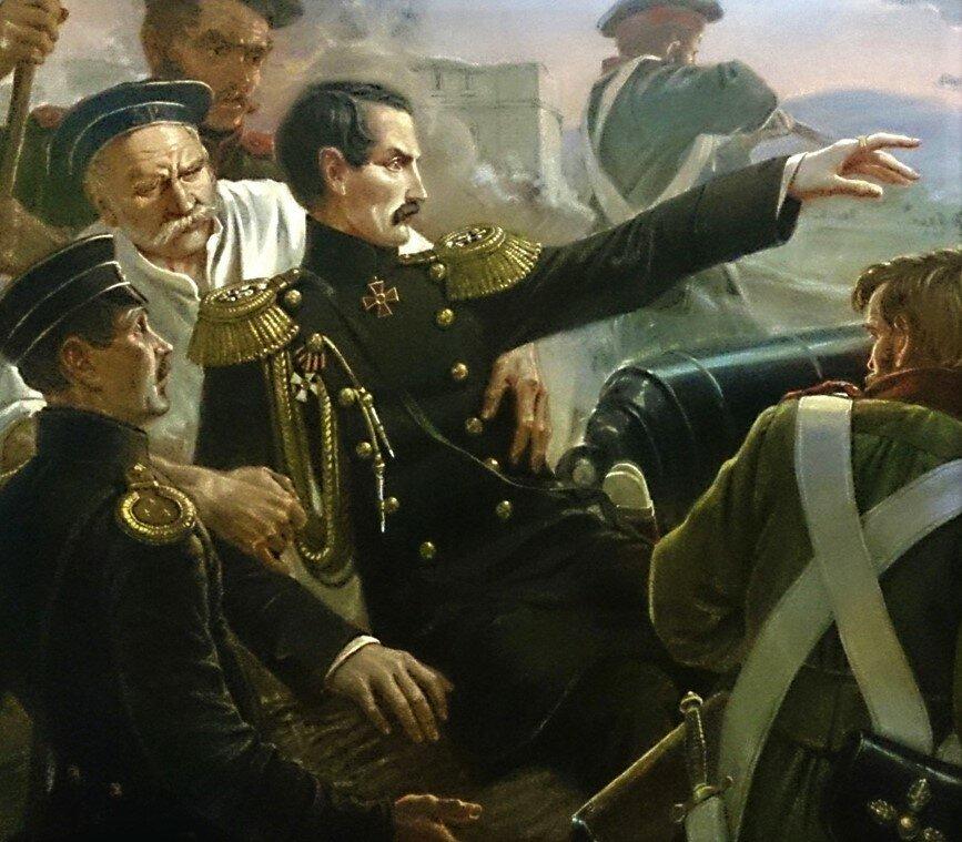 """""""Злосчастная шашка"""" адмирала Корнилова: миф, история и реальность"""