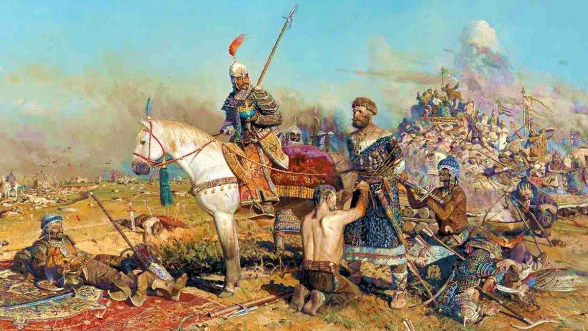 Влияние монголов на Кавказ и Крым