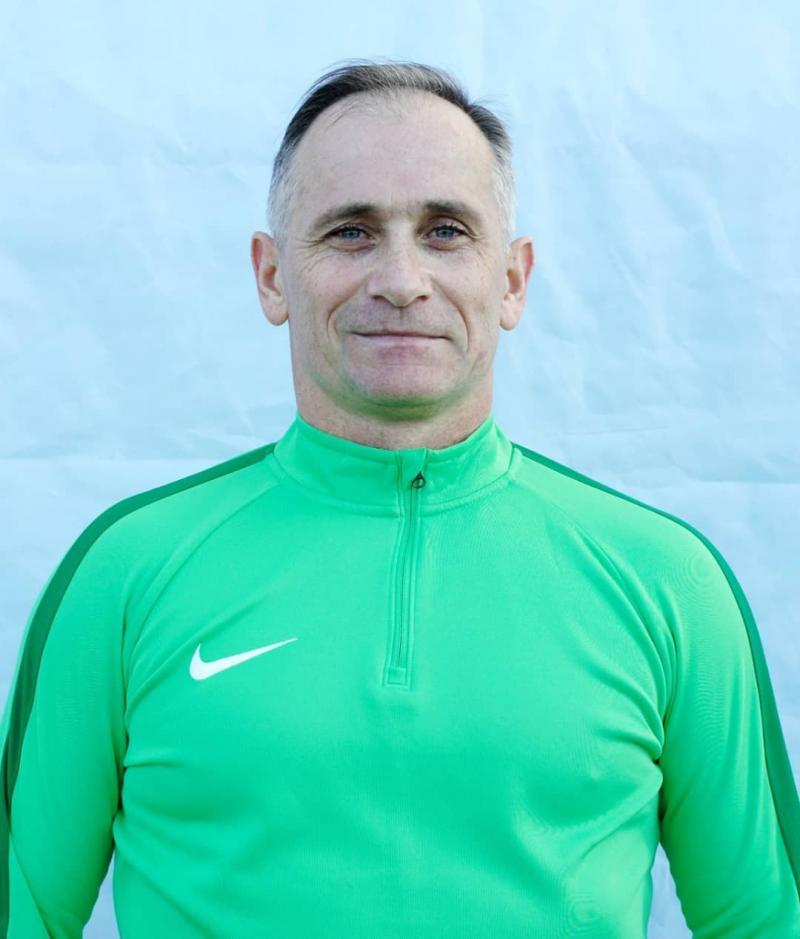 Вратарей ФК «Дружба» будет тренировать Эдуард Тучинский