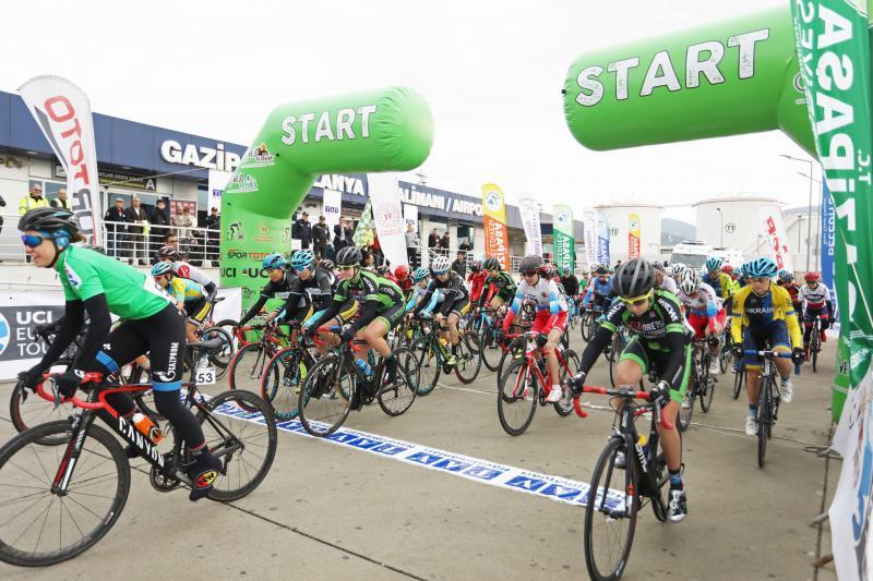 Велогонщик из Адыгеи стал победителем международной групповой гонки