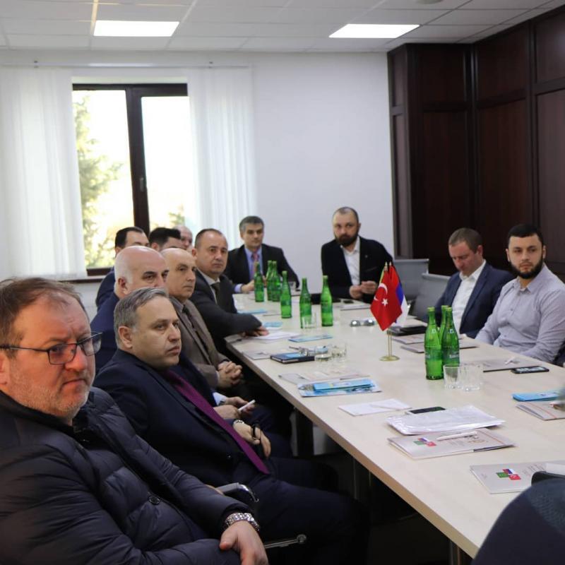Бизнесмены Адыгеи и Турции заключили договоры об экспорте продукции
