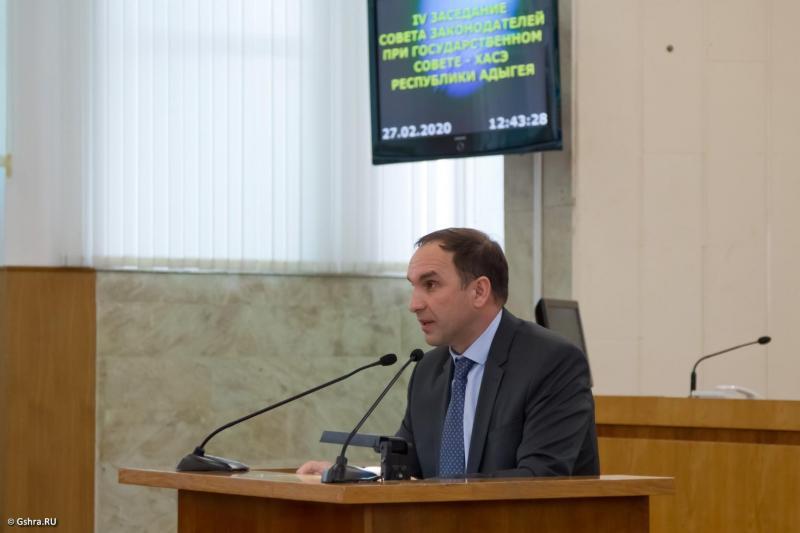 Совет законодателей Адыгеи поддержал предложение Ассоциации муниципальных образований республики о перераспределении НДФЛ