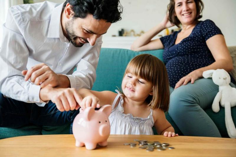 Размер новой выплаты малообеспеченным семьям на детей от 3 до 7 лет в Адыгее составит 4799,5 руб