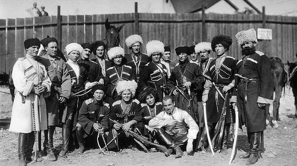Как казаки усыновляли черксских детей, что бы сохранить им жизнь