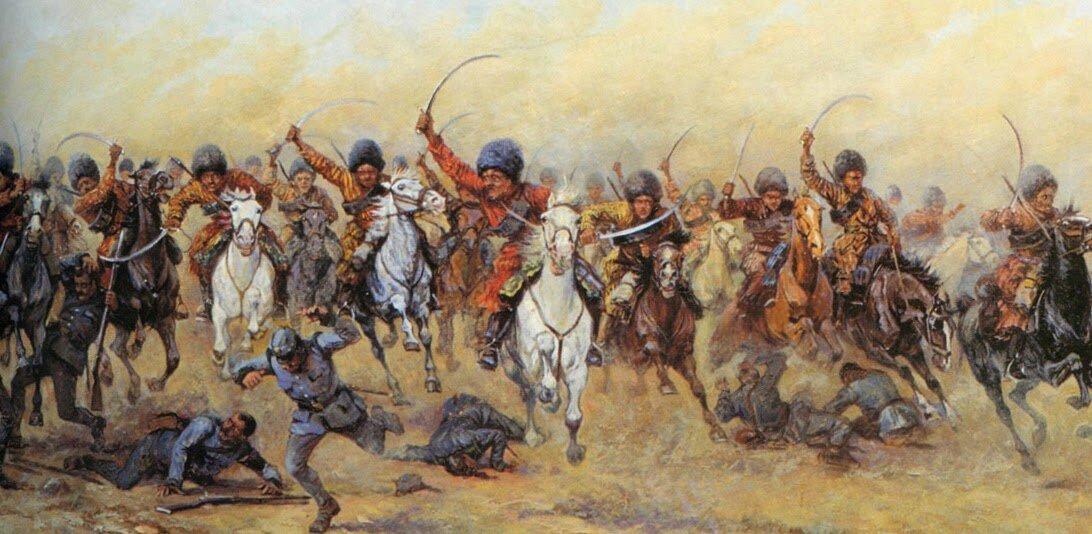 Вторжение русской армии в Кабарду