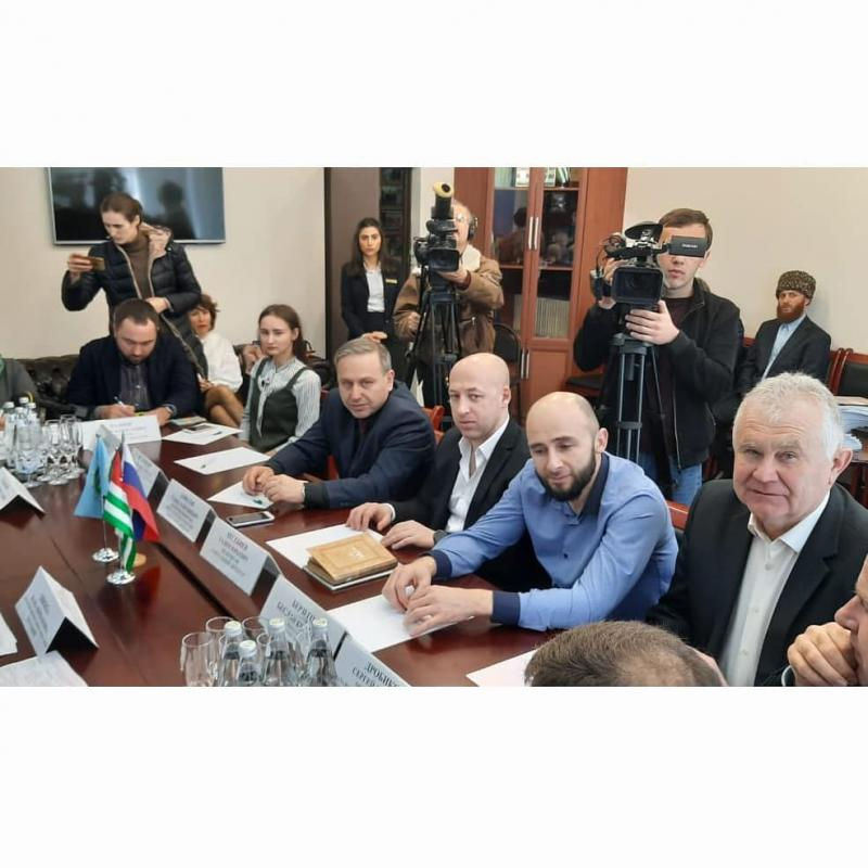 Два предприятия Адыгеи наметили планы по сотрудничеству с бизнесменами Абхазии после бизнес-миссии