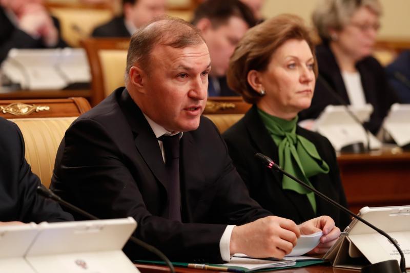На заседании правительства РФ Мурат Кумпилов доложил о ходе посевной в Адыгее