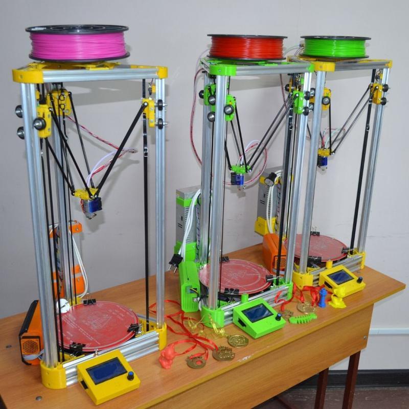 Детей в Майкопском районе Адыгеи будут обучать 3D моделированию