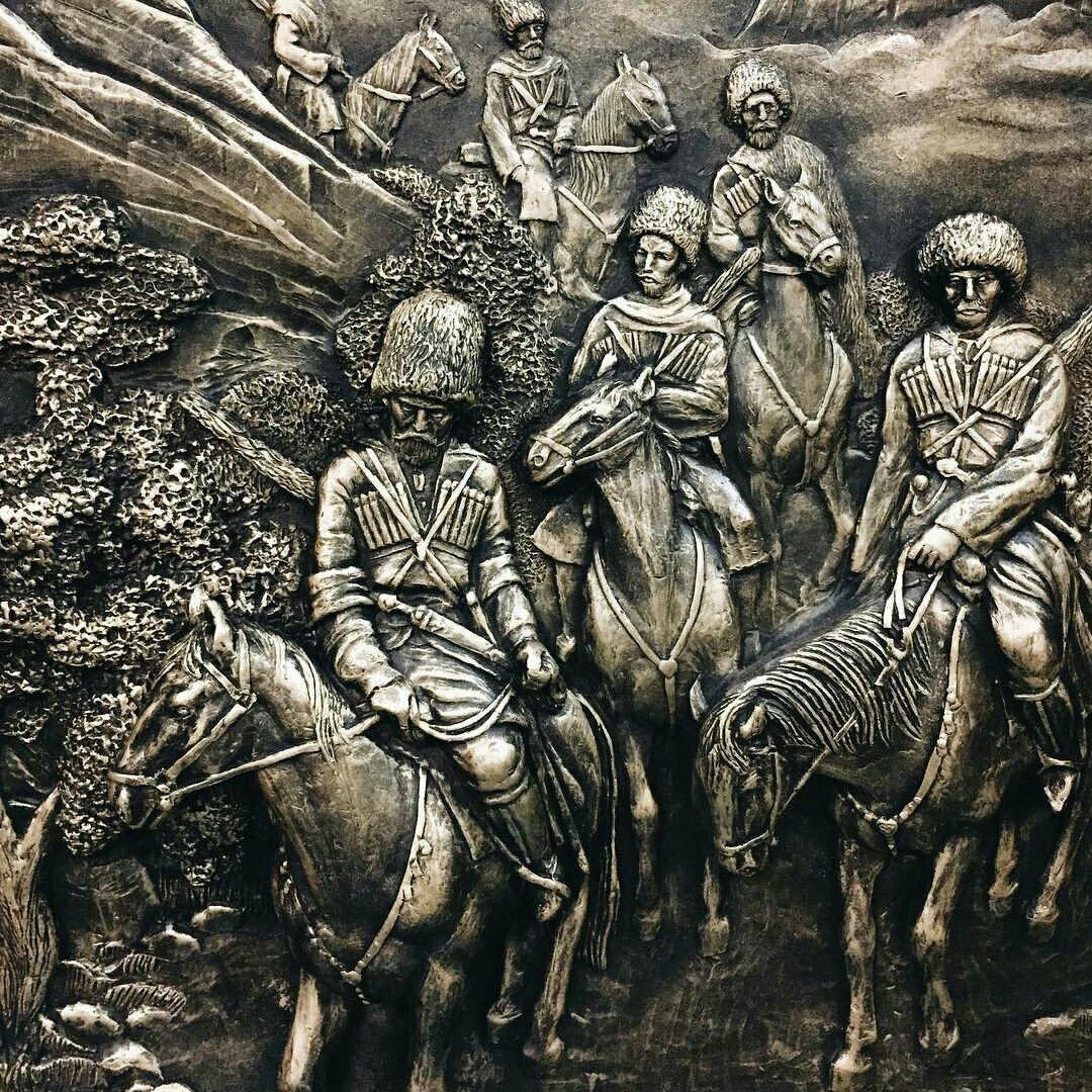 Кто на самом деле были убыхи и как они воевали?