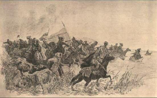 Кровавые походы царской армии на Кавказ