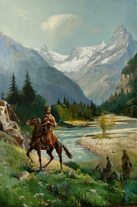 Черкесы воспитали золотоордынского хана Узбека
