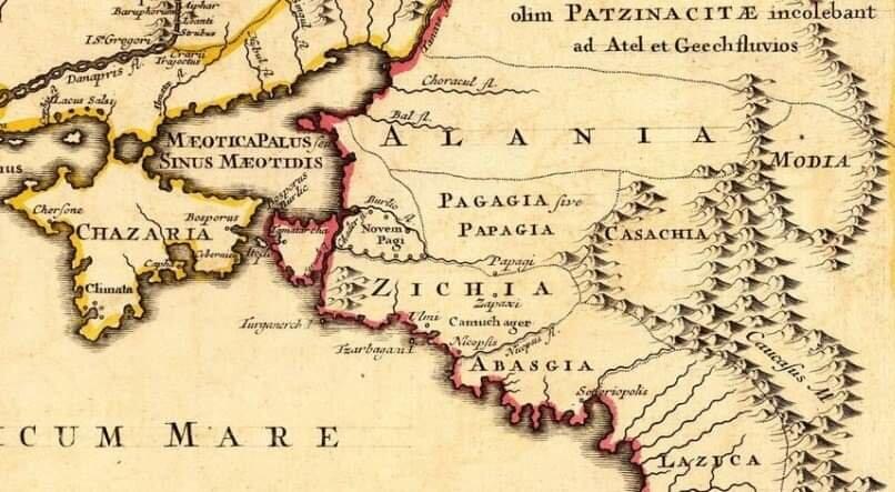 Какие народы Северного Кавказа коренные, а какие для него чуждые?