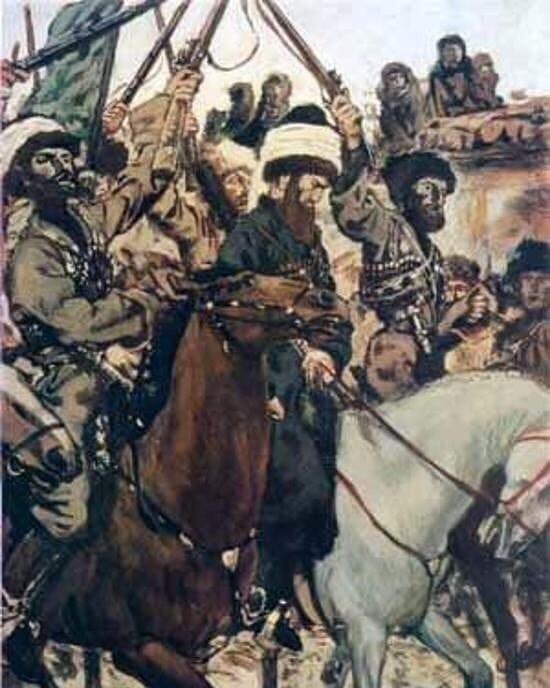 Дроздов И. Последняя борьба с горцами на западном Кавказе (Кавказский сборник, 1877, т. 2)