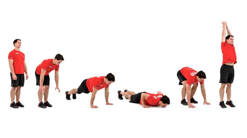 Комитет по физической культуре и спорту Майкопа предложил жителям Юга России посоревноваться в упражнении берпи за минуту