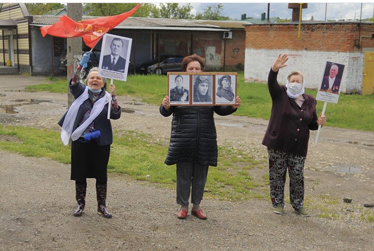 ВЦИОМ: Каждый второй россиянин принимал участие хотя бы в одной акции в честь Дня Победы