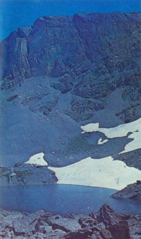 Ефремов Ю. В. К озерам Восточного Кавказа Кавказа (Ежегодник Кубанский краевед, 1990)