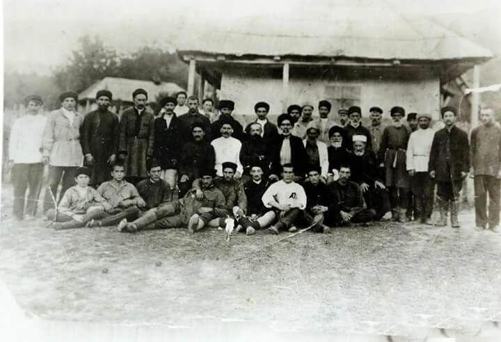 На Кубани в середине 1920-х - начале 1930-х гг. были созданы национальные районы