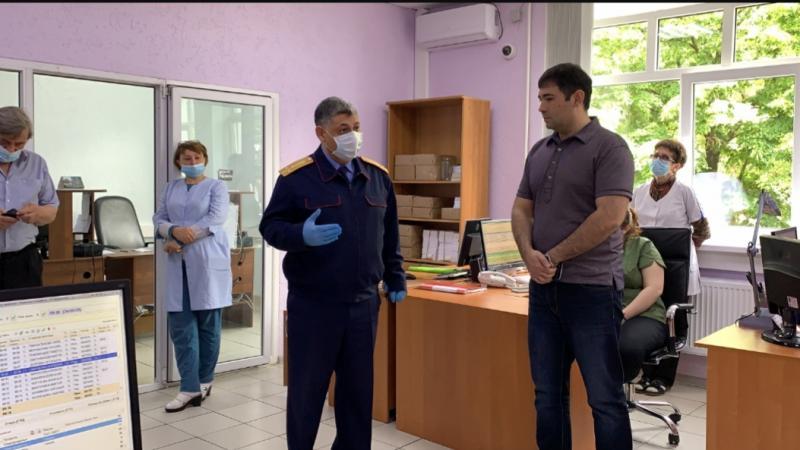 Сотрудники станции скорой помощи в Адыгее получили 1,3 млн руб стимулирующих выплат после процессуальной проверки Управления СКР и представления прокуратуры Майкопа