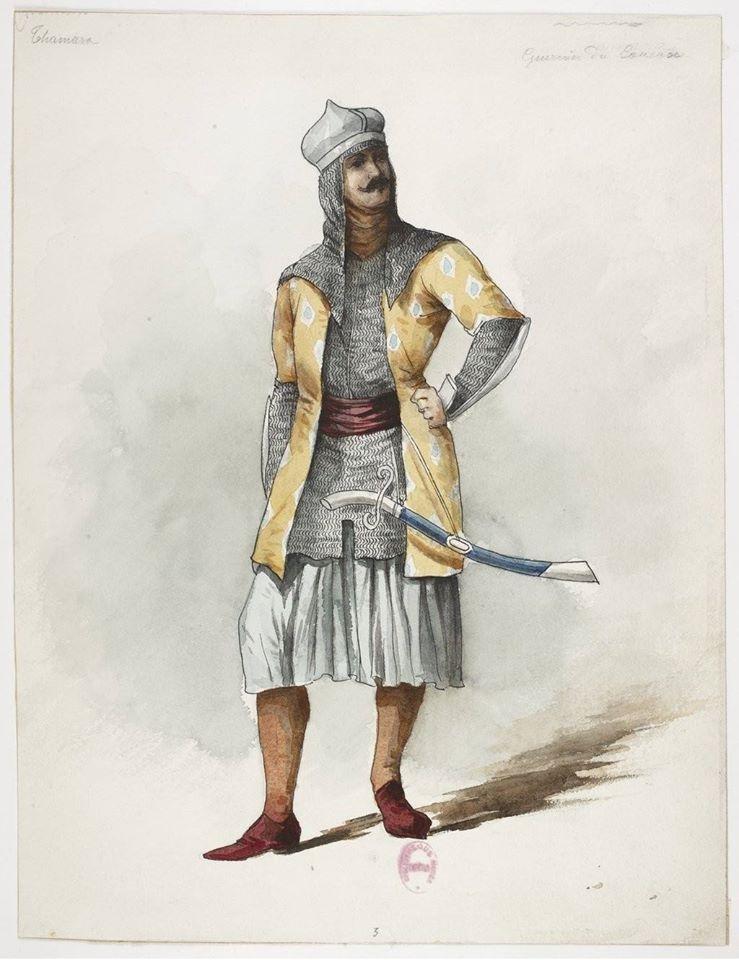 Черкесский национальный костюм — эталон формы и стиля на Кавказе