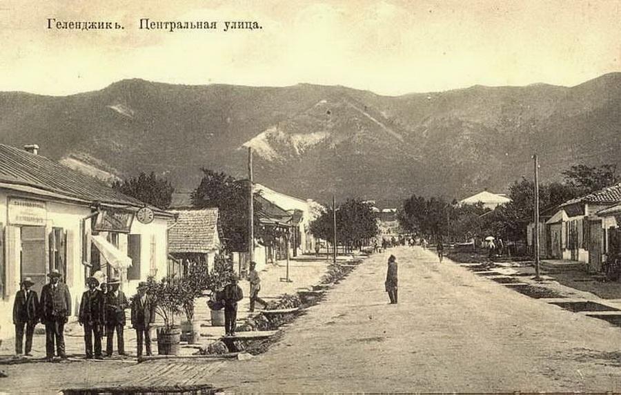 Иванцов В.Г. Из истории строительства нагорных дорог черноморского побережья Кавказа (1896–1903 гг.) (2003)