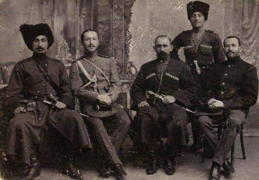 Кубатиев Дохчико Мисостович - черкес Генерального штаба России