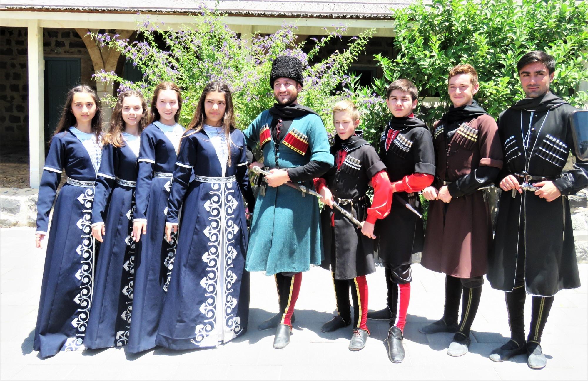 Как кавказские горцы полтора века назад пришли на землю обетованную?