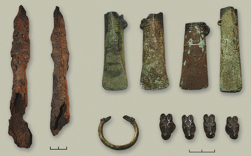 Разложение родового строя. Племена Северо-Западного Кавказа в эпоху раннего железа