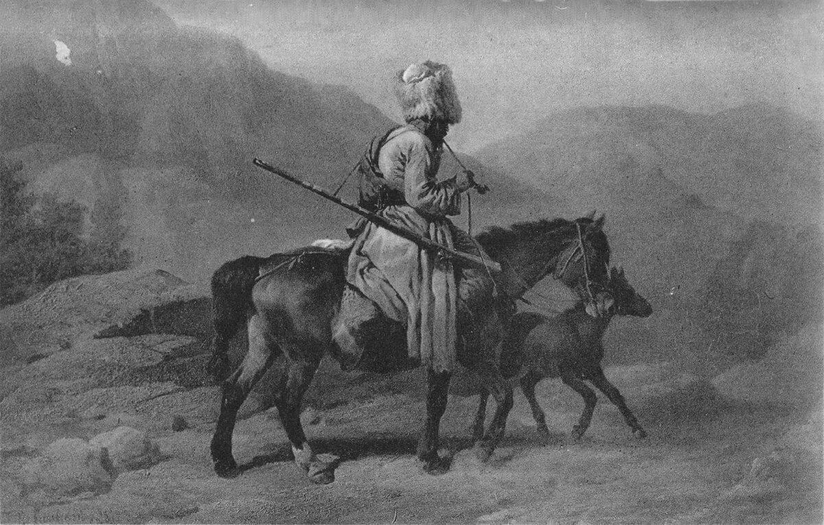 Как горцы скрывались в горах десятилетиями?