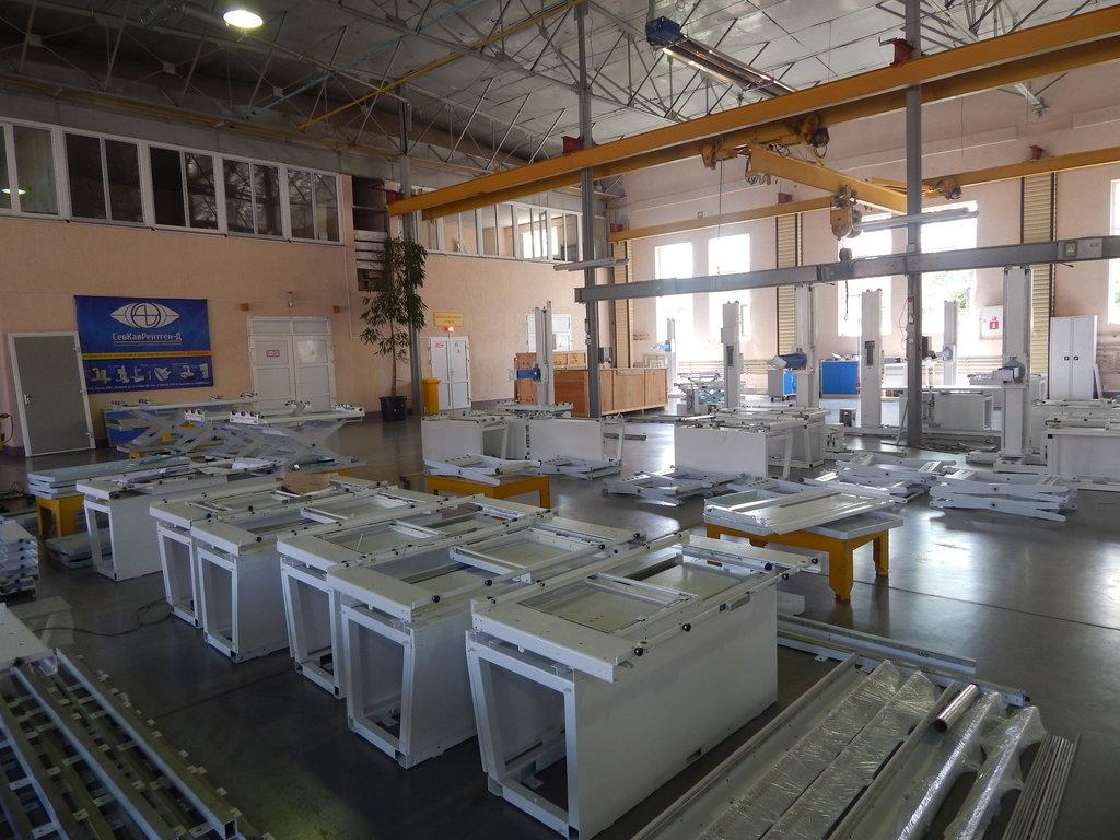 Государство поддержит «Севкаврентген-Д» из Кабардино-Балкарии