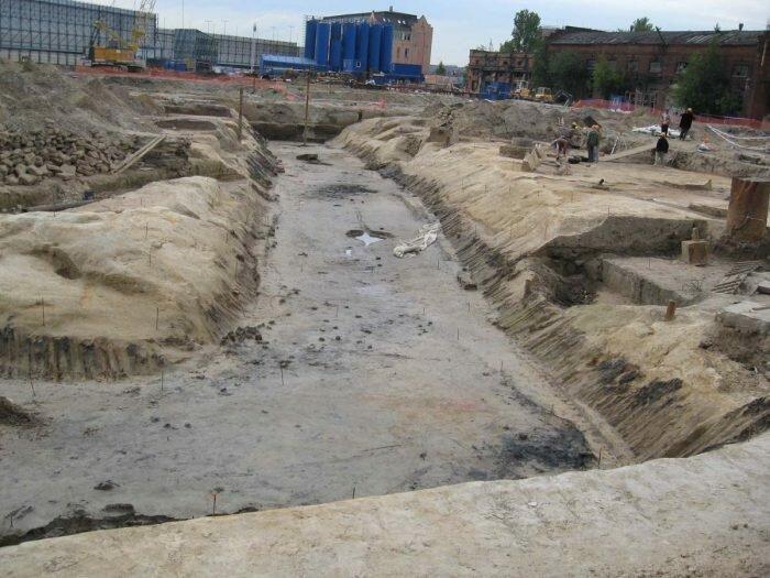 """""""Немного уцелело от огня"""": раскопки крепости, взятой русскими в 1301 году"""